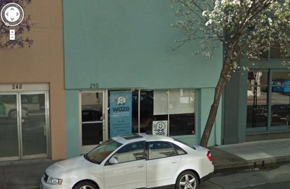 이 회사의 본사는 이스라엘 텔아비브에 있다. 반면 팔로알토의 사무실은 이렇게 허름하다. 길을 지나가면서 보면 안에서 일하는 사람들이 다 보인다.