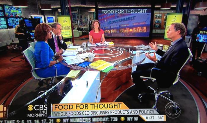 CBS This Morning의 CTM Reads코너.