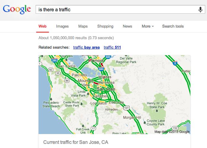 구글의 대화형 검색