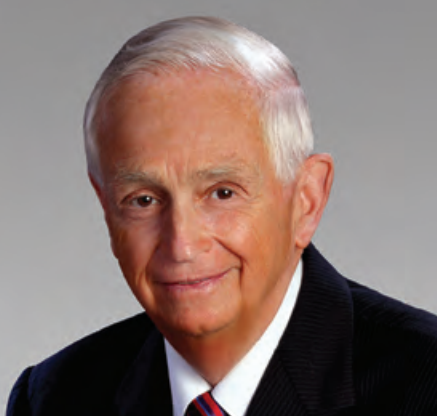 J.W. Marriott, Jr. (from MARRIOTT INTERNATIONAL, INC. 2012 ANNUAL REPORT)