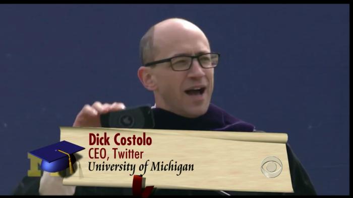 트위터 CEO 딕 코스톨로.