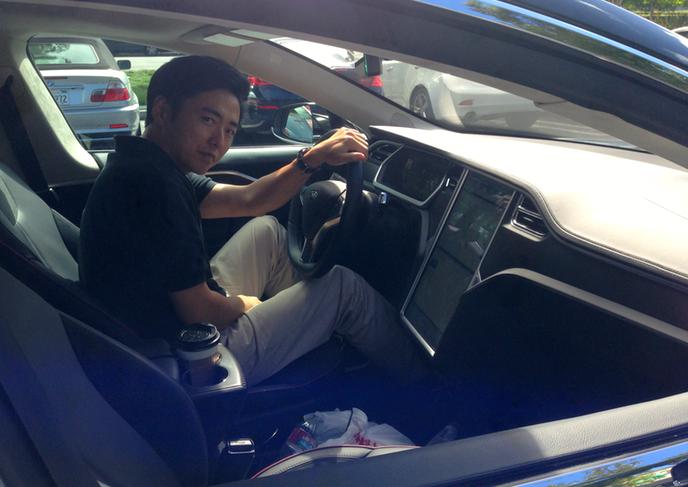 Ex-Googler인 데이빗 리. 그는 K스타트업프로그램을 이끄는 것으로도 한국에 잘 알려져있다.