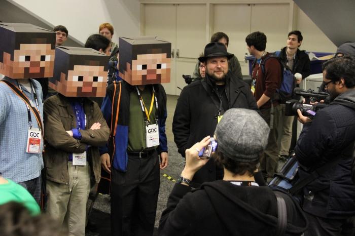 2011년 게임 개발자 컨퍼런스 풍 경 photo by Elin Zetterstrand