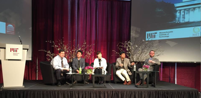 MIT 아시아비즈니스컨퍼런스에 초청받아 다녀왔다. 아시아의 창업분위기에 대한 패널토론에 참가.