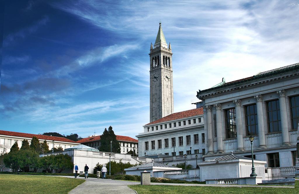 UC버클리 캠퍼스전경(사진출처 : 위키피디아)